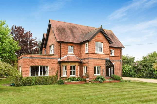 Thumbnail Detached house for sale in Norman Avenue, Abingdon