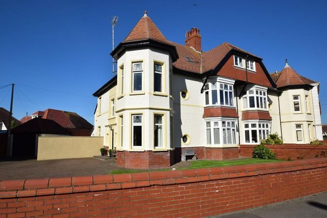 Thumbnail Semi-detached house for sale in Lougher Gardens, Porthcawl
