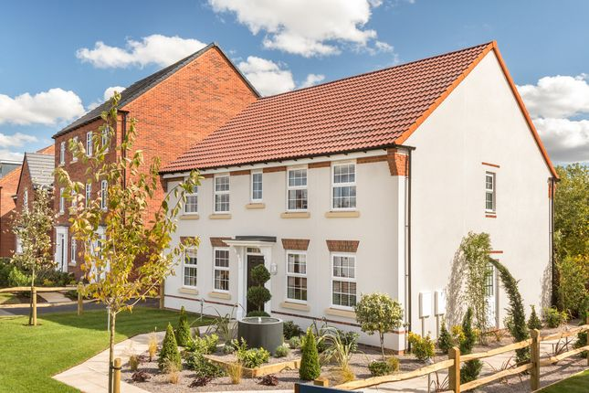 """Thumbnail Detached house for sale in """"Chelworth"""" at Trowbridge Road, Westbury"""