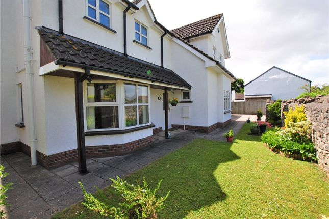 Thumbnail Detached house for sale in St Peters Crescent, Peterstone, Cardiff