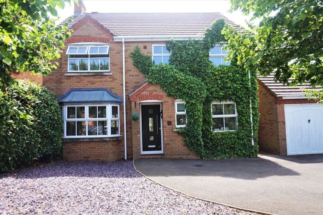 Thumbnail Detached house for sale in St. Laurence Way, Alcester