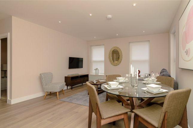 Show Home of Shaftesbury Court, 18 Chalvey Park, Slough SL1