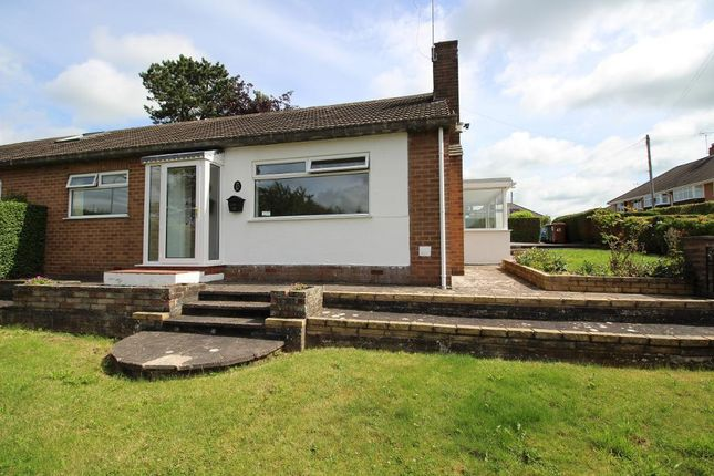 Thumbnail Bungalow for sale in St Michaels Mount, Stone, Stone, Staffordshire