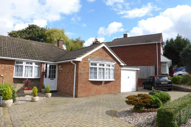 Thumbnail Semi-detached bungalow for sale in Langdale Road, Dunstable