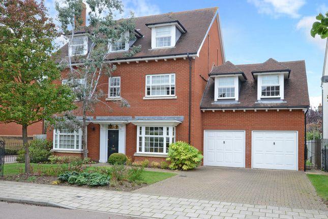 Thumbnail Detached house for sale in Jennings Close, St James Park, Surbiton