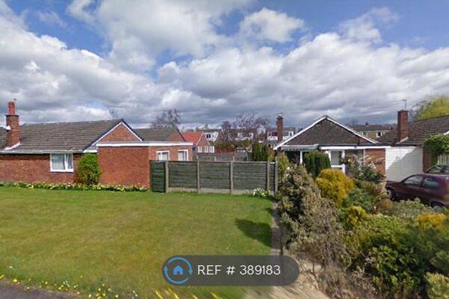 Thumbnail Bungalow to rent in Anderton Way, Wilmslow