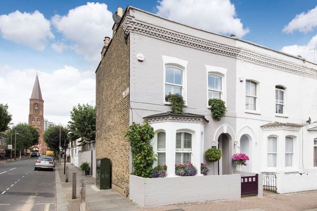 The Property of Shuttleworth Road, Battersea SW11