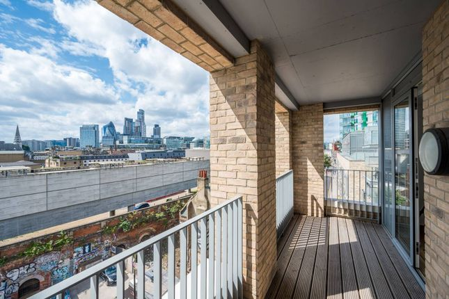Thumbnail Flat for sale in Sclater Street, Shoreditch, London