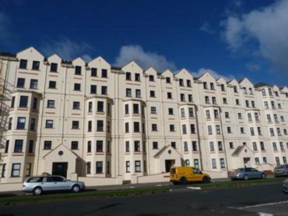 Thumbnail Flat to rent in Mooragh Promenade, Ramsey