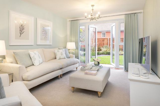 "Thumbnail End terrace house for sale in ""Bedale"" at Beech Croft, Barlby, Selby"