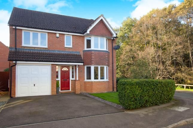 Thumbnail Detached house for sale in Shaw Close, Mangotsfield, Bristol, South Gloucestershire