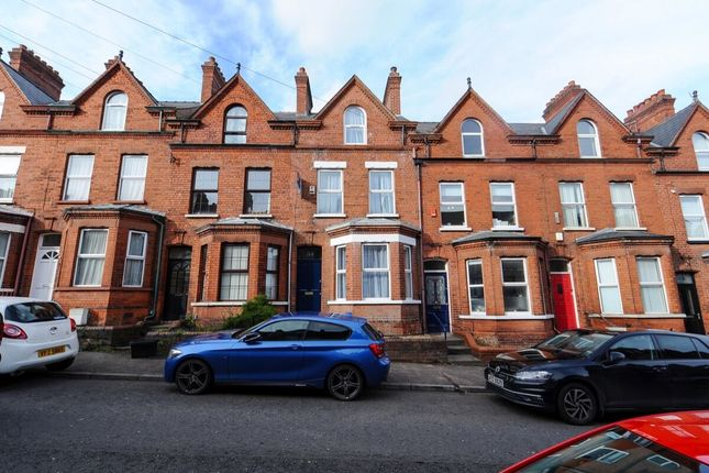 4 bed terraced house for sale in Elaine Street, Belfast BT9