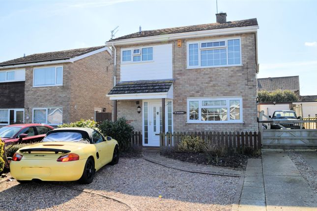 Thumbnail Detached house for sale in Sycamore Close, South Wootton, King's Lynn