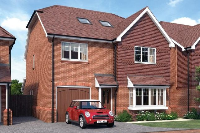 Thumbnail Detached house for sale in Farthings Hill, Horsham, West Sussex
