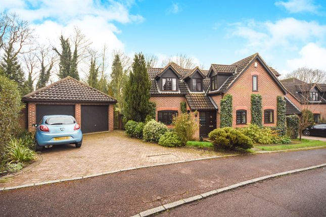 Thumbnail Detached house for sale in The Chase, Seven Arches Road, Brentwood