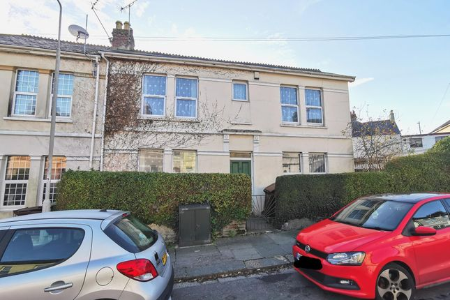 Front of Trelawney Avenue, Plymouth PL5