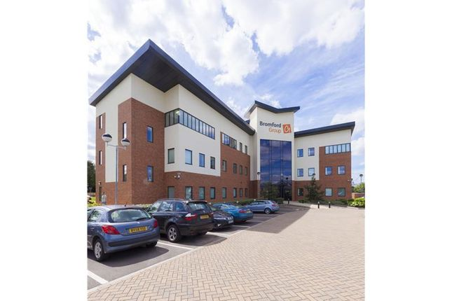 Thumbnail Office to let in Wolverhampton Business Park, Wolverhampton, West Midlands, England