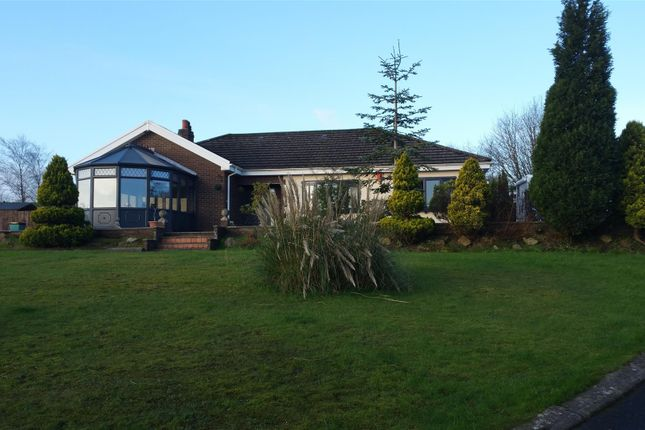 Thumbnail Detached bungalow for sale in Caerbryn Road, Penygroes, Llanelli