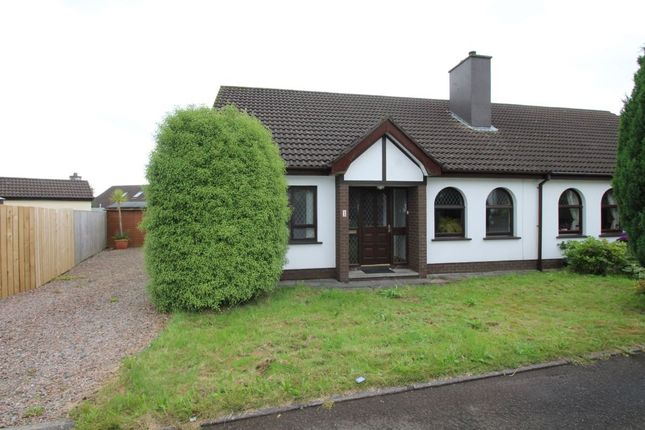 Thumbnail Bungalow for sale in Copperwood Crescent, Carrickfergus
