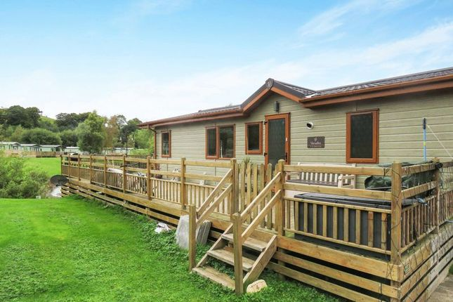 2 bed lodge for sale in South Road, Wooler