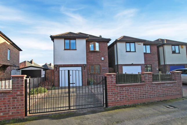Thumbnail Detached house for sale in Highfield Drive, Carlton, Nottingham