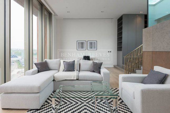 Thumbnail Town house to rent in Canal Reach, Kings Cross