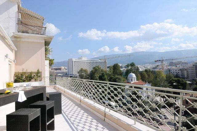 Thumbnail Apartment for sale in Penthouse, Athens, Central Athens, Attica, Greece