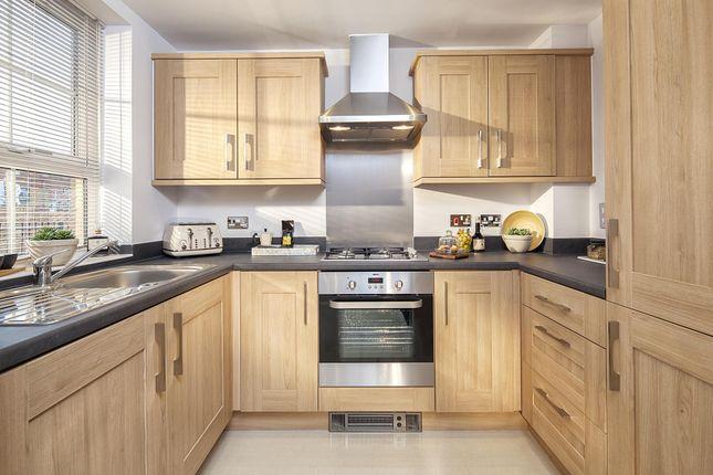 "Thumbnail Terraced house for sale in ""Ashford"" at Winnington Avenue, Northwich"