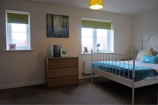 Master Bedroom of Cooper Street, York YO43