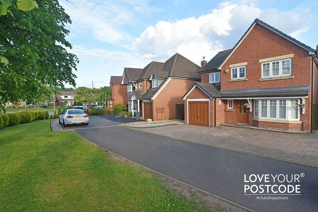 Thumbnail Detached house for sale in Oakham Road, Tividale, Oldbury