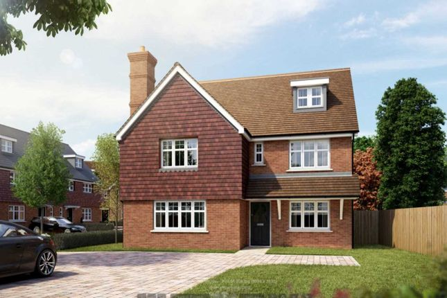 Thumbnail Detached house for sale in Manor Fields, London Road, Southborough, Tunbridge Wells