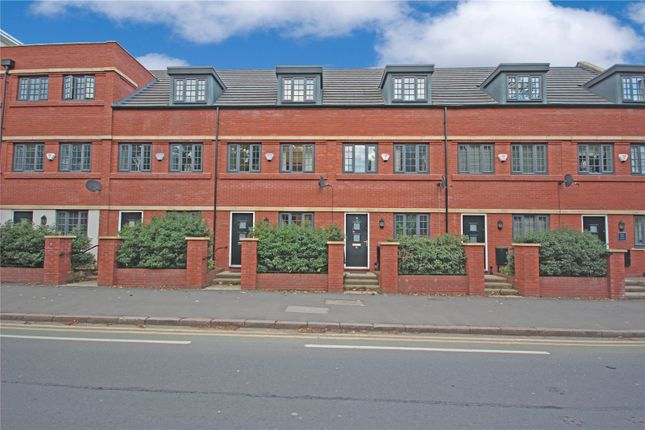 Thumbnail Terraced house for sale in Abbey Park Road, Leicester