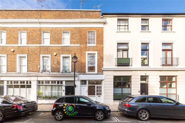 Terraced house for sale in Violet Hill, St John's Wood, London