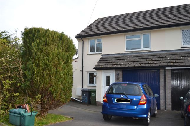 3 bed semi-detached house to rent in Speedwell Close, Barnstaple EX32