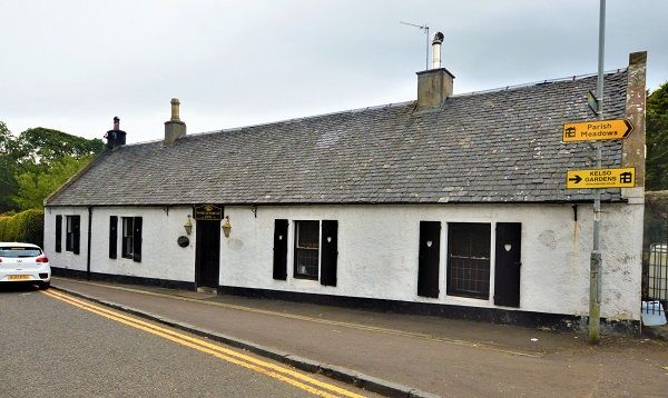 Thumbnail Pub/bar for sale in 3 Main Street, Symington, South Ayrshire