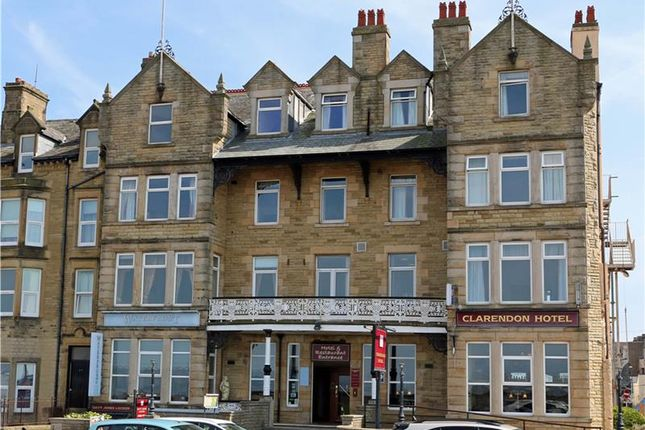 Thumbnail Hotel/guest house for sale in Clarendon Hotel, 74-76, Marine Road West, Morecambe, UK