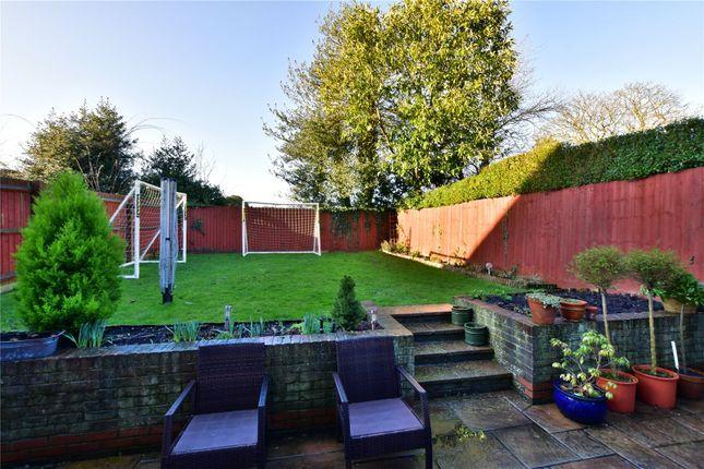 Rear Garden of Solesbridge Close, Chorleywood, Hertfordshire WD3