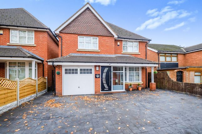 Thumbnail Detached house for sale in Brecon Road, Handsworth, Birmingham
