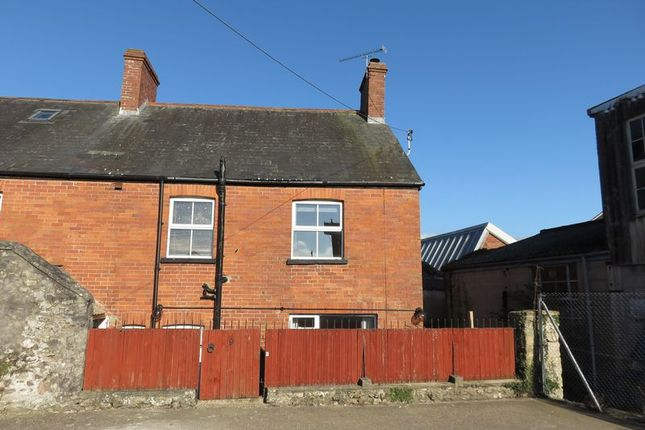 Thumbnail Terraced house to rent in Holly Terrace, Fore Street, Chard