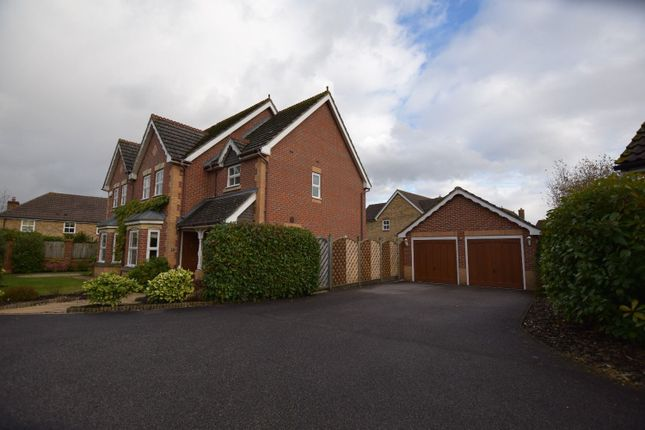 Thumbnail Detached house for sale in Mitchell Road, Kings Hill, West Malling