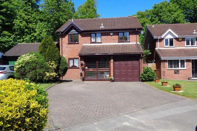 Thumbnail Detached house for sale in Castlehills Drive, Castle Bromwich, Birmingham