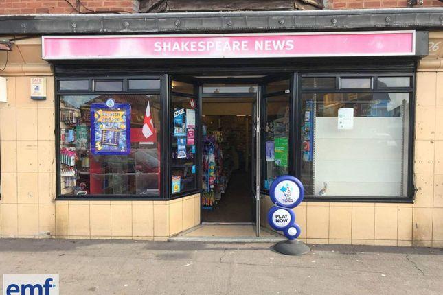 Thumbnail Retail premises for sale in Warwick, Warwickshire