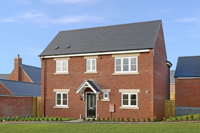 Thumbnail Detached house for sale in Poppyfields, Barrow Uppon Soar