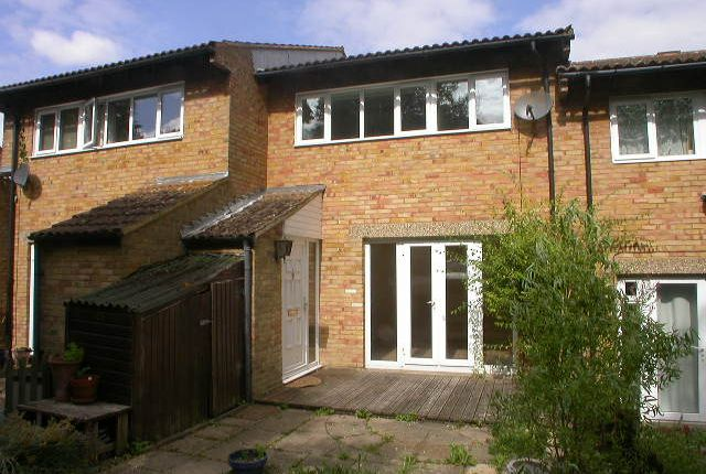 3 bed terraced house for sale in Church Lees, Milton Keynes