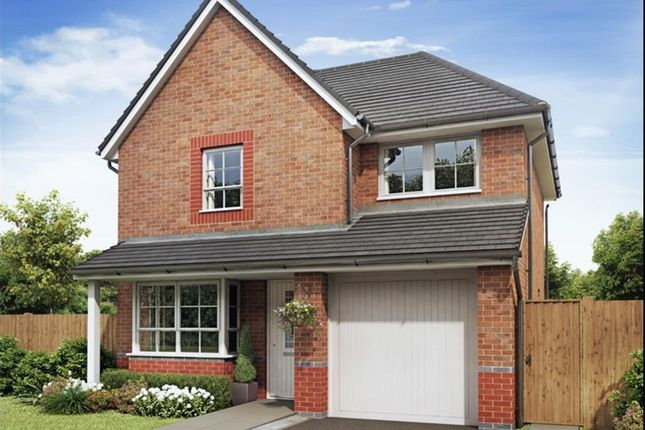 """Thumbnail Detached house for sale in """"Derwent"""" at Rosedale, Spennymoor"""
