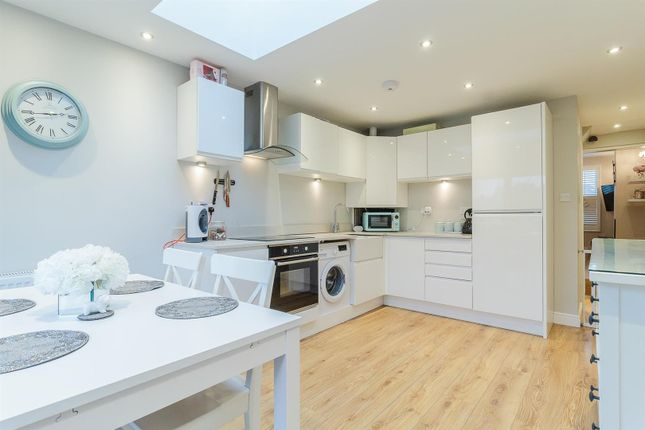 Thumbnail Terraced house for sale in Milton Road, Warley, Brentwood