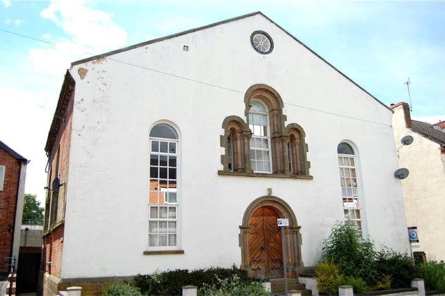Thumbnail Flat to rent in Chapel House, Burns Street, Ilkeston, Derbyshire