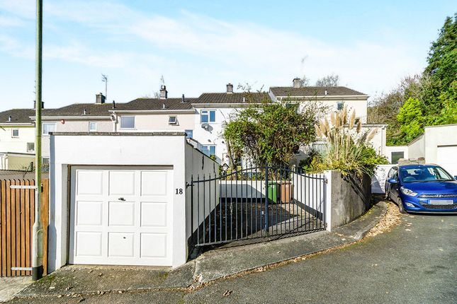 Thumbnail Terraced house for sale in Beaudyn Walk, Plymouth