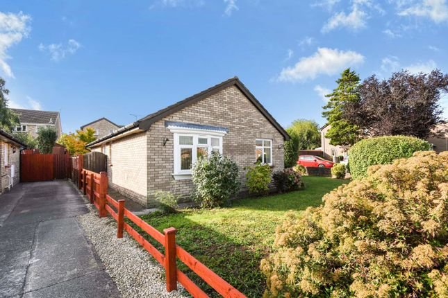 Thumbnail Detached bungalow for sale in Meadow Rise, Caldicot