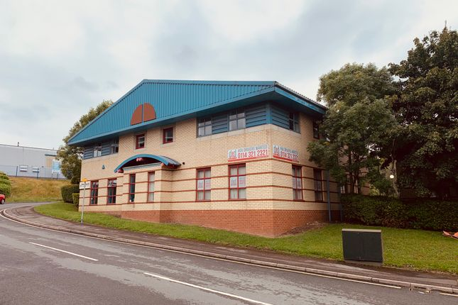 Thumbnail Office to let in Unit 1, Meadowcourt, Sheffield